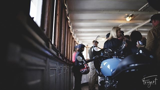 The distinguished Gentlemans Ride 2017